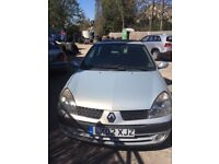 RENAULT CLIO EXPRESSION 16V FOR PARTS AND SPARES