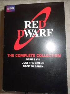 THE RED DWARF - THE COMPLETE SET -   SERIES 1 - 8 Merriwa Wanneroo Area Preview