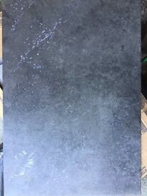 Grey Floor Tiles - new and in perfect condition