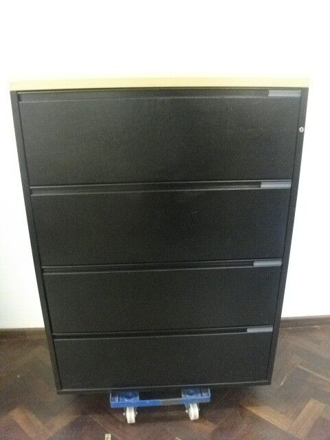 Heavy Duty Metal Filing Cabinet .