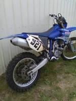 2006 Wr450f! Make me an offer