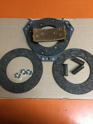Clutch Kit For John Deere 50 520 And 530 Tractors