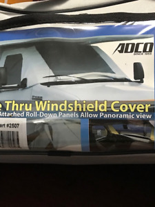 See Thru Windshield Cover