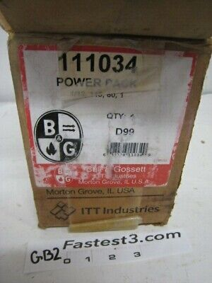 111034 or 111061 Bell /& Gossett Motor Mount Replacement 118223 fits Series 100