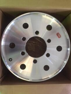 "19.5"" ALLOY RIM 4X4 4WD SUIT MITSUBISHI CANTER OR ISUZU NPS Yandina Maroochydore Area Preview"