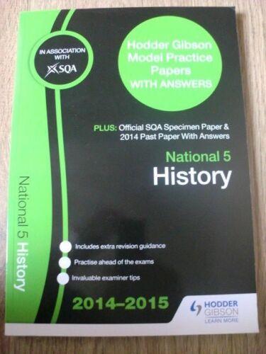 SQA+Specimen+Paper%2C+2014+Past+Paper+National+5+History+%26+Hodder+Gibson+Model+Pap