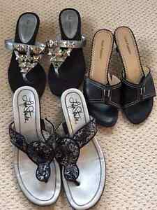 Ladies Dress Sandals/Pumps, in great condition!
