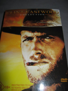 DVD Clint Eastwood Collection - Boxed Set 3 DVD -region 4