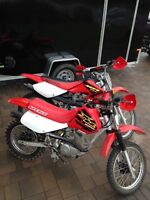 2000 XR80 and 2003 XR100 FOR SALE