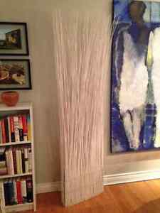 Urban Barn Willow Twig Panels - 'As-New! - White Only