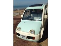 Nissan SCargo (Figaro Van) Cool, Fun, Practical, Promotions, Arty, Summery, Small business vehicle