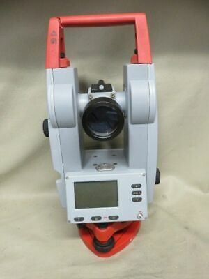 Leica T110 Theodolite Construction Site Level For Parts Or Repair