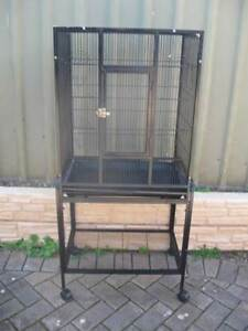 BIRD CAGE ON STAND WITH WHEELS Gawler Gawler Area Preview