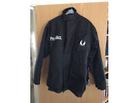 Belstaff Pro-Bika Jacket: Small and suit female biker. Ideal winter clothing for country walks
