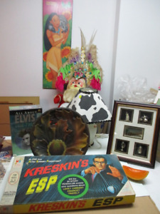 Pickering Pickers' Delight Yard Sale Estate / Content Finds
