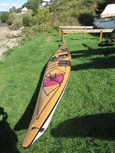 kayak de mer solo fibre Looksha 17 à vendre