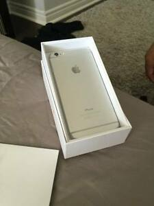 IPHONE 6 PLUS 128  MEMORY  10 MONTHS OLD FACTORY UNLOCKED