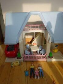 Little Tikes Dolls house vintage