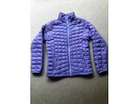 North Face Girls Medium size Jacket also Fleece
