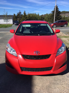REDUCED 2010 Toyota Matrix XR AWD INSPECTED