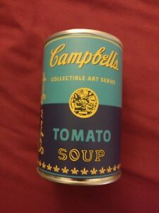 Kidrobot - Andy Warhol Campbell Soup Collection
