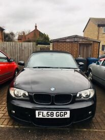 Bmw 1 series convertible diesel automatic full service history