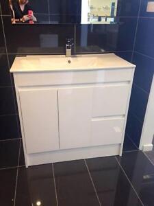Bathroom Vanity Flush 900mm Vanity Unit Lonsdale Morphett Vale Area Preview