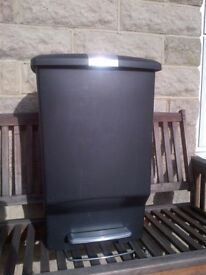 Simplehuman 45ltr black bin