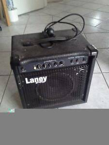 Laney 15w Bass Amp Ardross Melville Area Preview