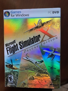 Microsoft Windows Flight Simulator