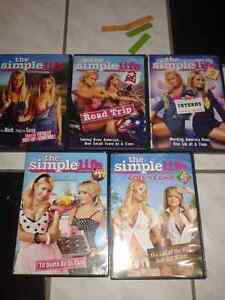 The Simple Life Complete Series DVDS Cambridge Kitchener Area image 1