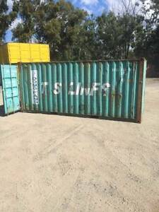2nd Hand 20FT Shipping Container Rockhampton Rockhampton City Preview