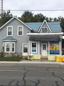 Havelock - Store Front on Highway 7