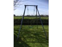 TP Metal Swing Set
