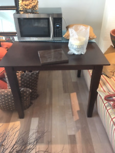 Wood Dining Room Table Square