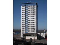 2 Bedroom Flat, 4th Floor - Tavy House, Duke Street, Mount Wise, Plymouth, PL1 4HL