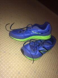 Mens New Balance 650V1 running shoes size 8