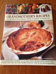 Grandmother's Recipes 200 Traditional Dishes from a Family Cookb