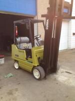 Clark Forklift For Sale!!!