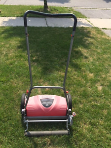 Troy Revolution Push Mower