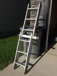 4 Way Extension Ladder