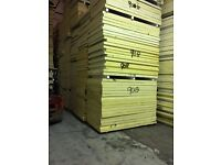Insulation Boards Seconds 90ml x 1.2 x 2.4 @ £28.00 each