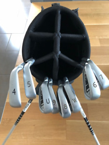 Ping Golf clubs -Left handed