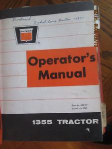 livre  tracteur