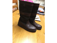 Dubarry Riding boots size 6