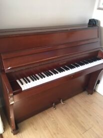 `Squire` Upright Piano For Sale due to imminent house move