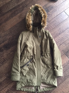 Abercrombie and Fitch - ladies S winter coat