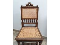 Stunning Caned Dining Chairs