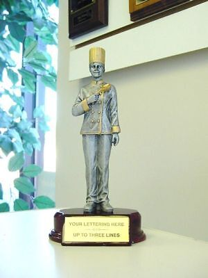 Chef Bake-off Sculpture Award Trophy Cook Off Cooking Free Engraving C-rfc-771