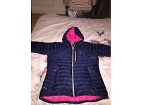 Rab Microlight Alpine women's jacket in Twilight Blue